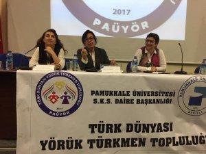 """PAÜ'de """"Orhun'dan Anadolu'ya - II, Türk Muhayyilesinde Kadın"""" paneli"""