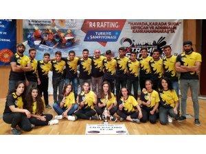 Hakkari Cilo Rafting Takımı sporcuları milli takıma alındı