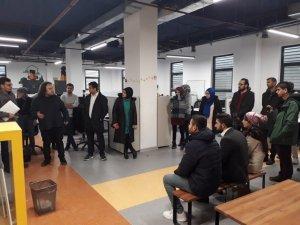 Artuklu Üniversitesi öğrencileri teknokent gezisine katıldı