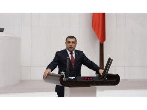 MHP Gaziantep Milletvekili Muhittin Taşdoğan'dan milli ve yerli silah çağrısı
