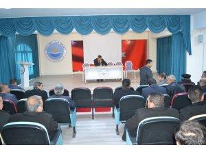 Şuhut SYDV Mütevelli Heyet temsilcileri seçildi