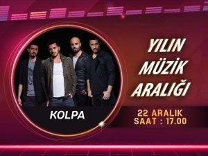 Kolpa 'Yılın Müzik Aralığı'nda