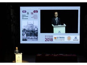 19'uncu yüzyıl Osmanlısının ilim ve fikir dünyası bu sempozyumda  ele alınacak
