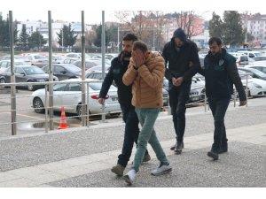 Bolu'da, uyuşturucu operasyonu: 2 gözaltı