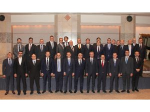 Bankacılar değerlendirme toplantısında bir araya geldi