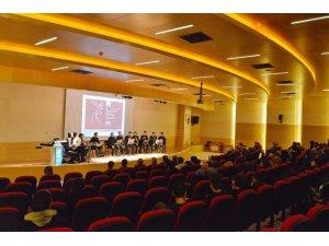 İlahiyat Fakültesi'nde tasavvuf müziği konseri