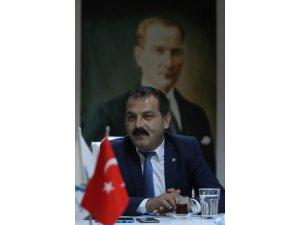 İyi Parti Antalya İl Başkanı Ahmet Aydın: