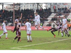 Ziraat Türkiye Kupası: Hatayspor: 2 - Gençlerbirliği: 0
