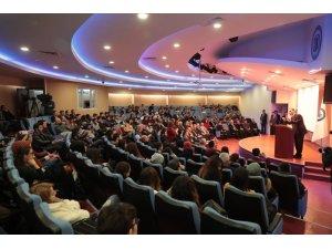 ESOGÜ'de Adalet, Ombudsmanlık ve Üniversiteler konferansı