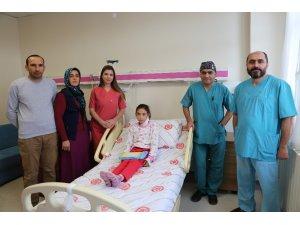 Sivas'ta doktorları bile şaşırtan vaka