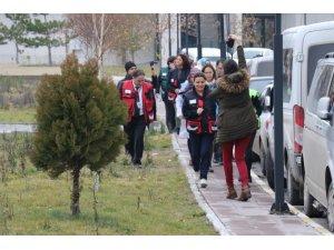 Edirne'de 'siyah kod' alarmı