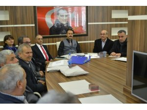 Bozyazı'da SYDV Mütevelli Heyeti seçimi yapıldı