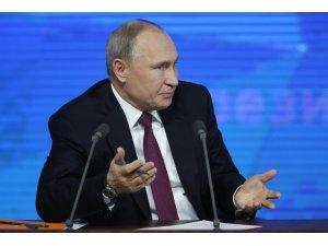 """Putin: """"Türk dış politikasını takdir ediyorum"""""""