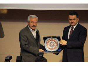 Mehmet Akif Ersoy doğumunun 145. yılında mesleğe ilk başladığı kurumda anıldı