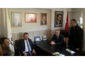 """AK Parti Balıkesir Büyükşehir Belediye Başkan Adayı Yücel Yılmaz """"Bize düşen görev Balıkesir'in tüm ilçelerini AK Parti'li yapmaktır"""""""