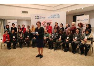 BM'nin Yerel Siyaset Atölyesi'ne katılan kadınlardan siyaset çağrısı