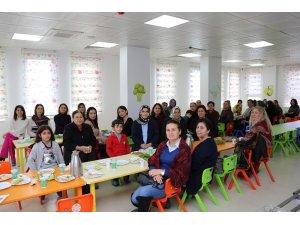 Erdemli Belediyesi'nin bayan personellerine motivasyon desteği