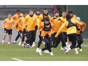 Galatasaray, Sivasspor maçının taktiğini çalıştı
