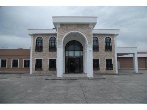 Altınordu'ya yeni cenaze hizmetleri binası