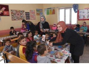 İzmir'den Çatak'a 'Yerli Malı' mutluluğu