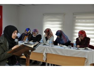 Gümüşhane'de Kuran-ı Kerim'i Güzel Okuma Yarışması düzenlendi
