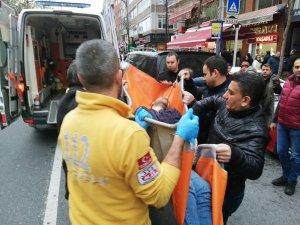 Şişli'de eczacı, kalfasını yaraladı