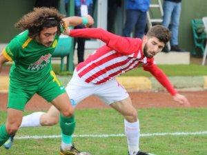 Ziraat Türkiye Kupası: Darıca Gençlerbirliği: 0 - Antalyaspor: 1