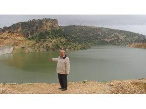 Sağanak yağışlar Ardıl Barajı gölünü doldurdu