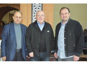 Marmara Gazeteciler Federasyonu Başkanlığı Çorlu'nun