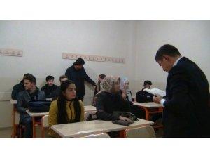 Kaymakam Mehmetbeyoğlu'ndan sürekli eğitim merkezine ziyaret