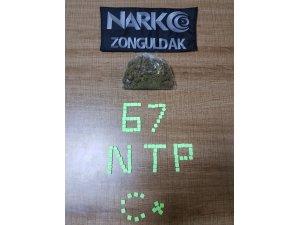 Uyuşturucu tacirleri narkotik köpeği 'Dark'tan kaçamadı
