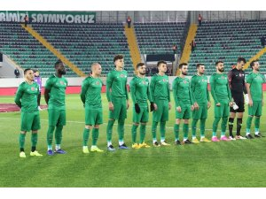 Ziraat Türkiye Kupası: Akhisarspor: 2 - Fatih Karagümrük: 0