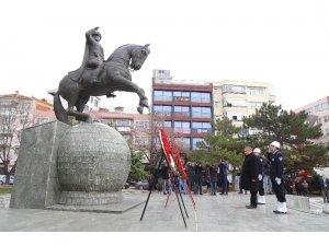Atatürk'ün Kırklareli'ne gelişinin 88. yıldönümü kutlandı