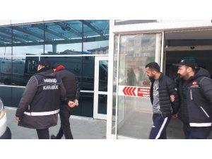 Karabük'teki uyuşturucu operasyonunda 2 tutuklama