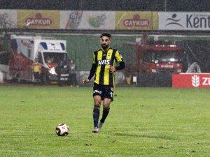 Ziraat Türkiye Kupası: Giresunspor: 1 - Fenerbahçe: 1 (İlk yarı)