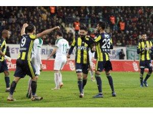 Ziraat Türkiye Kupası: Giresunspor: 2 - Fenerbahçe: 5 (Maç sonucu)