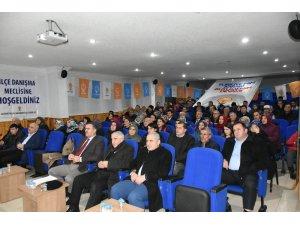 AK Parti Aralık Ayı İlçe Danışma Meclisi Toplantısı