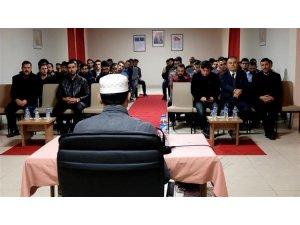 Mevlana'yı Anlamak konulu konferans düzenlendi