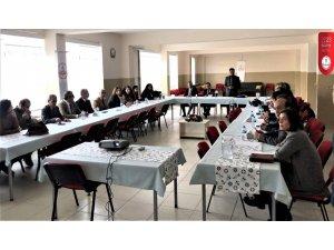 Datça'da '2023 Eğitim Vizyonu' toplantısı yapıldı