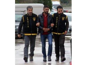 İYİ Parti ilçe başkanlığını kurşunlayan şahıs tutuklandı