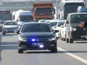 25 bin araca 'çakar' cezası