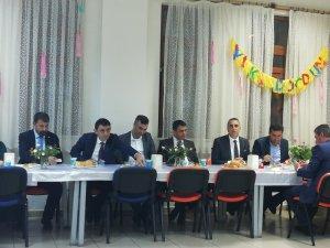 Çocuk alanında faaliyet gösteren kuruluşlar toplandı