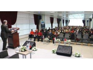 KTO Karatay'da aile ve toplumsal olaylar konferansı