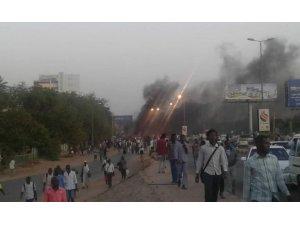 Sudan'daki protestolarda ölü sayısı 8'e yükseldi