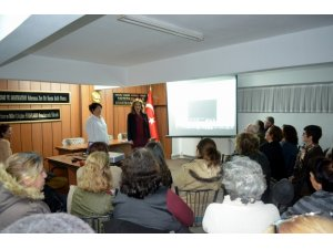 Mudanya'da otistik çocuklar anlatıldı