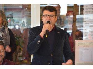Mehmet Tosun, ziyaretlere Güvercinlik'ten başladı