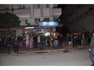 Manavgat'ta ev yangını korkuttu
