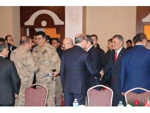 Şanlıurfa'da bölge güvenlik toplantısı düzenleniyor