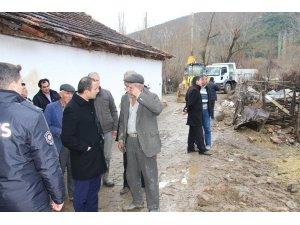 Kaymakam Abbasoğlu: Devletimiz tüm imkanlarıyla vatandaşımızın yanındadır