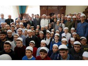15 Temmuz Şehitler Yatılı Erkek Kafızlık Kur'an Kursu dualarla açıldı